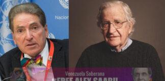 Intelectuales del mundo firman petición para liberación inmediata de Alex Saab
