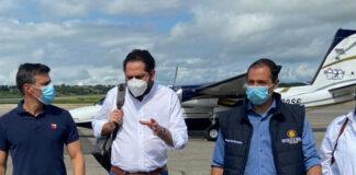 Leopoldo López viajó a Colombia en un avión de una empresa que trabaja para el narcotráfico en ese país