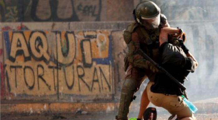 Organizaciones mundiales rompen el silencio y fustigan violencia policial en Colombia (1)