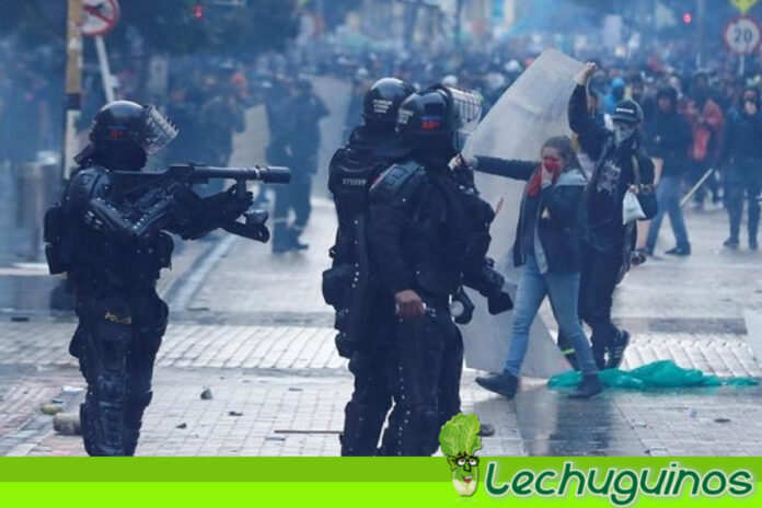Ministro de Justicia de Colombia asegura que muertes de manifestantes son por riñas y no por represión de Duque