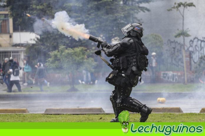 Fiscalía colombiana adelanta más de 300 investigaciones contra policías