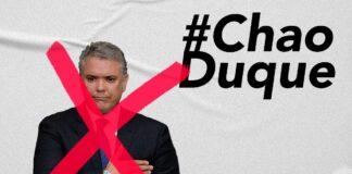 Duque es rechazado por el 76 por ciento de los colombianos