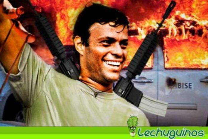 España recibió de Venezuela solicitud de extradición del prófugo Leopoldo López