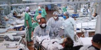 Brasil supera los 17 millones de contagios por Covid-19