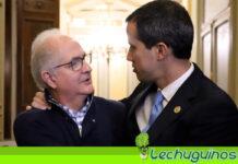 Antonio Ledezma desea serruchar cargo imaginario a Guaidó