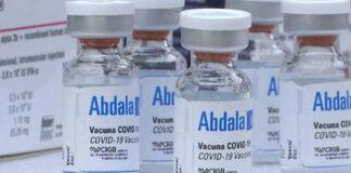 Arribó a Venezuela el primer lote de la vacuna cubana Abdala