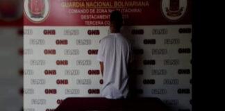 Autoridades venezolanas detienen a espía colombiano en el Táchira