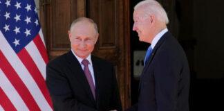 Biden admite que Putin no busca una nueva Guerra Fría con EEUU