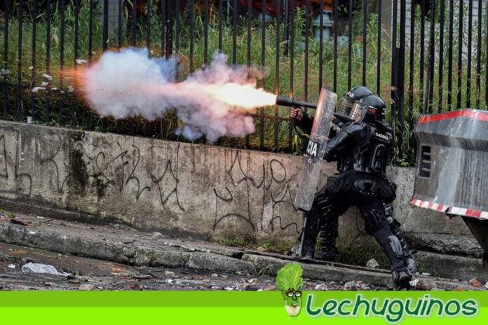 CIDH recibe más de 3 mil violaciones de DDHH a manifestantes en Colombia