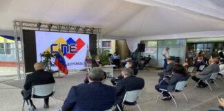 CNE: 111 partidos fueron habilitados para elecciones del 21 de noviembre