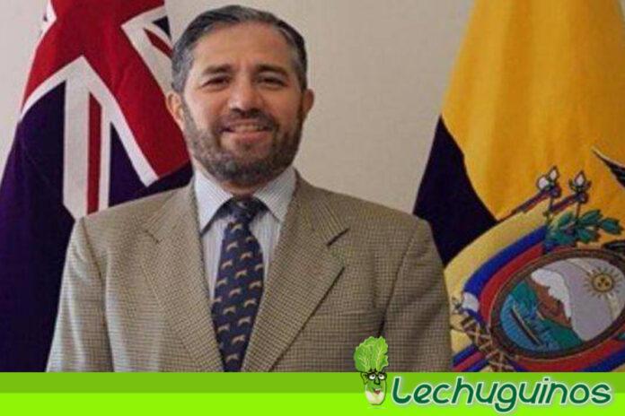 Canciller de Ecuador asegura que su país se unirá a la conspiración contra Venezuela