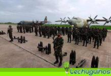 Ceofanb ejecutó despliegue operacional en la zona fronteriza de Apure