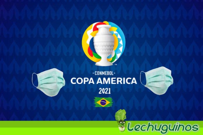 Conmebol designó a Brasil como nueva sede de la Copa América 2021