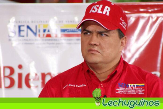 José David Cabello: Seniat cerró mayo con una recaudación superior a los Bs. 484 billones
