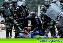 Policía de Duque suma un muerto y más de 20 heridos a su lista de represión