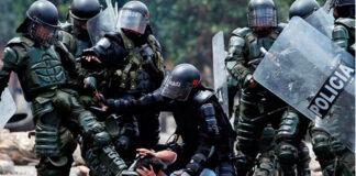 Colombia registra 4 mil 687 hechos de violencia policial y 44 homicidios en protestas