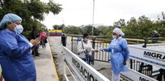 Venezuela rechaza decisión unilateral adoptada por Colombia de abrir pasos fronterizos
