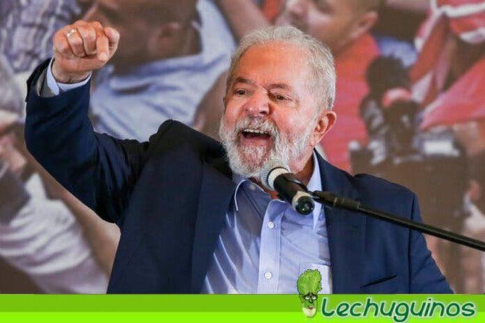 Lula da Silva con amplia ventaja en sondeo para presidenciales en Brasil