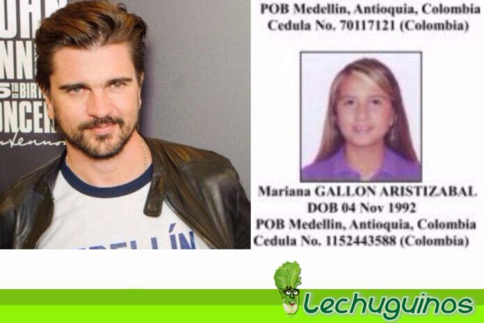 Sobrina de Juanes en la lista de narcotraficantes de Estados Unidos