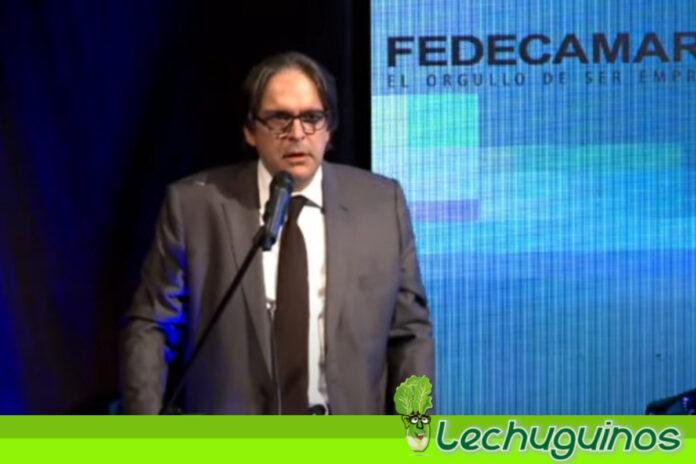 Nuevo presidente de Fedecámaras dice que cree en el diálogo y en la política