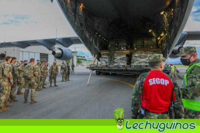 """Tropas Gringas están en Colombia para realizar """"ejercicios militares"""""""