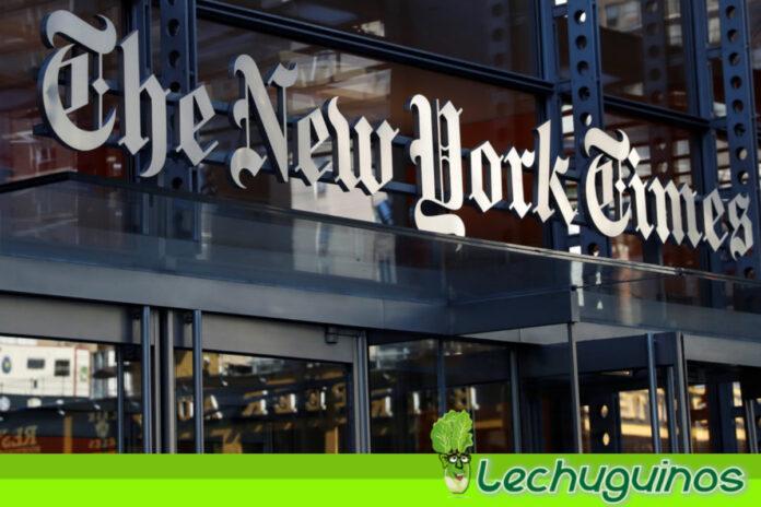 Venezuela reitera denuncia de sesgo del diario gringo The New York Times