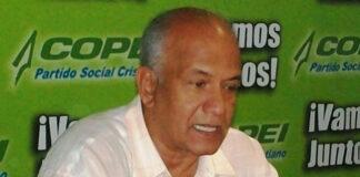 Carlos Melo ve complicado que se logré la unidad en la oposición