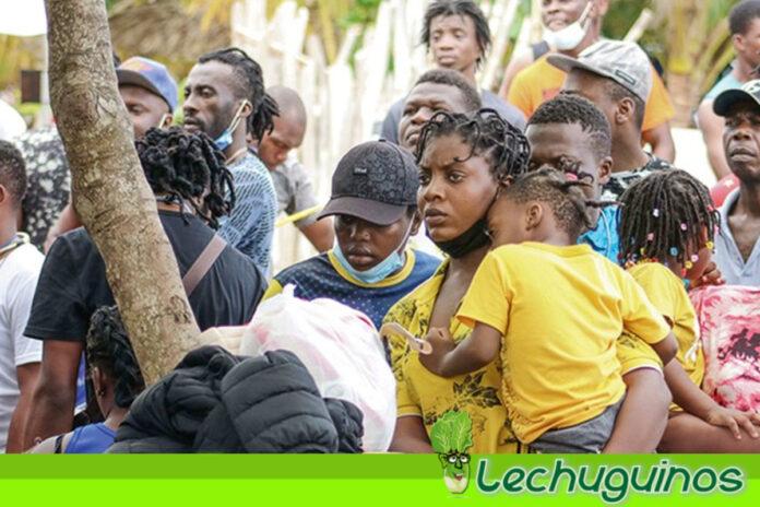 Detienen a grupo de haitianos movilizados por red de trata de personas en Colombia