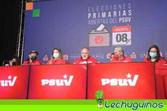 Diosdado Cabello_ EPA-PSUV fueron un verdadero éxito de la Revolución Bolivariana