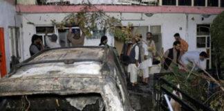 EEUU justifica muerte de niños durante bombardeo en Kabul