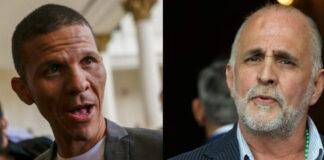 Gilber Caro llamó falso y corrupto a Ismael León