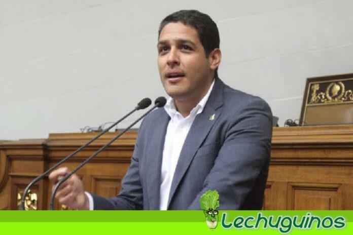 José Manuel Olivares se aleja de la violencia y llama a participar en elecciones