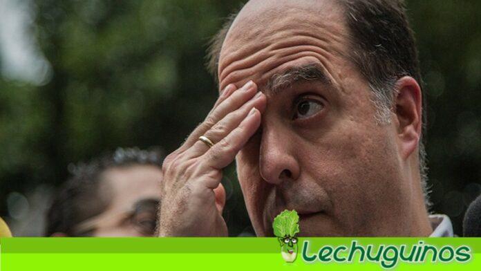 Julio Borges propone otro plan para asaltar activos de Venezuela en el exterior