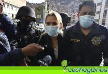 Justicia boliviana amplia prisión preventiva contra Jeanine Áñez