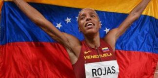Nuevo Herald tras triunfo de Yulimar Rojas quiso decir que la atleta es colombiana.