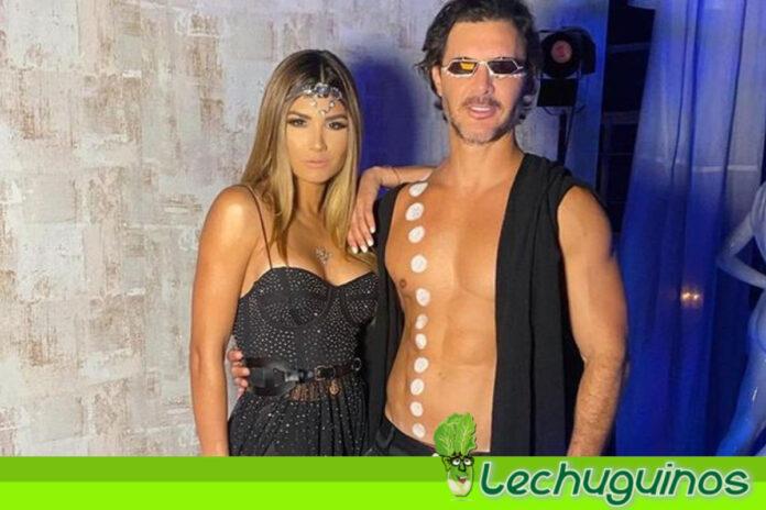 Osmariel Villalobos denunció a su ex pareja porque la caía a palos