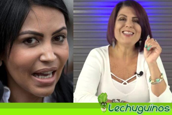 Patricia Poleo reveló costosa cartera de Delsa Solórzano y la acusó de corrupta