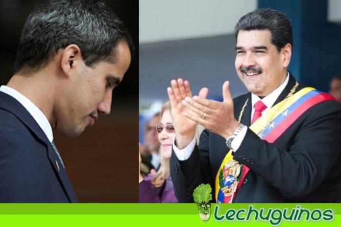 Presidente Maduro a Guaidó_ Estás acabado al sentarte en mesa de diálogo