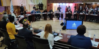 Unión Interparlamentaria inicio gira en Venezuela visitando la AN