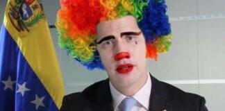 Un desgastando Guaidó pretende chantajear con el levantamiento de las sanciones