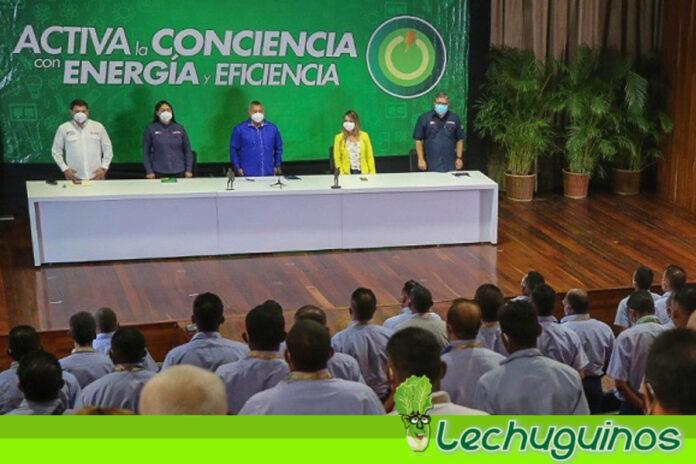Ministerio de Energía Eléctrica y Misión Ribas firman acuerdo de cooperación