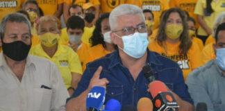 Alfonso Marquina se alzó en contra del G4 por imponer candidaturas en Lara