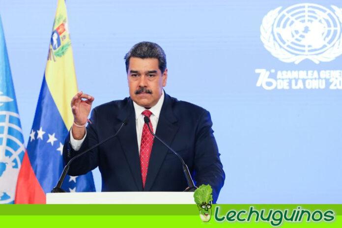 Así reconocen al presidente Nicolás Maduro en la Asamblea de la ONU