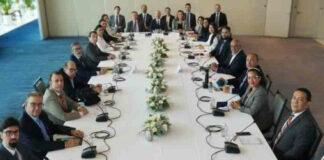 Grupo de Boston respalda diálogo en México entre el Gobierno y oposición venezolana