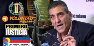 Escuche como se expresa el malandro Enzo Scarano de los opositores