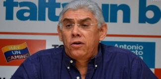 Ministerio Público abrió investigación contra Gobernador de Anzoátegui por caso del río Neverí