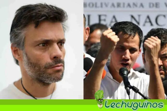 Leopoldo López culpa a Guaidó de la quiebra de Monómeros