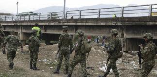 Colombia desplegará 14 mil militares en frontera con Venezuela